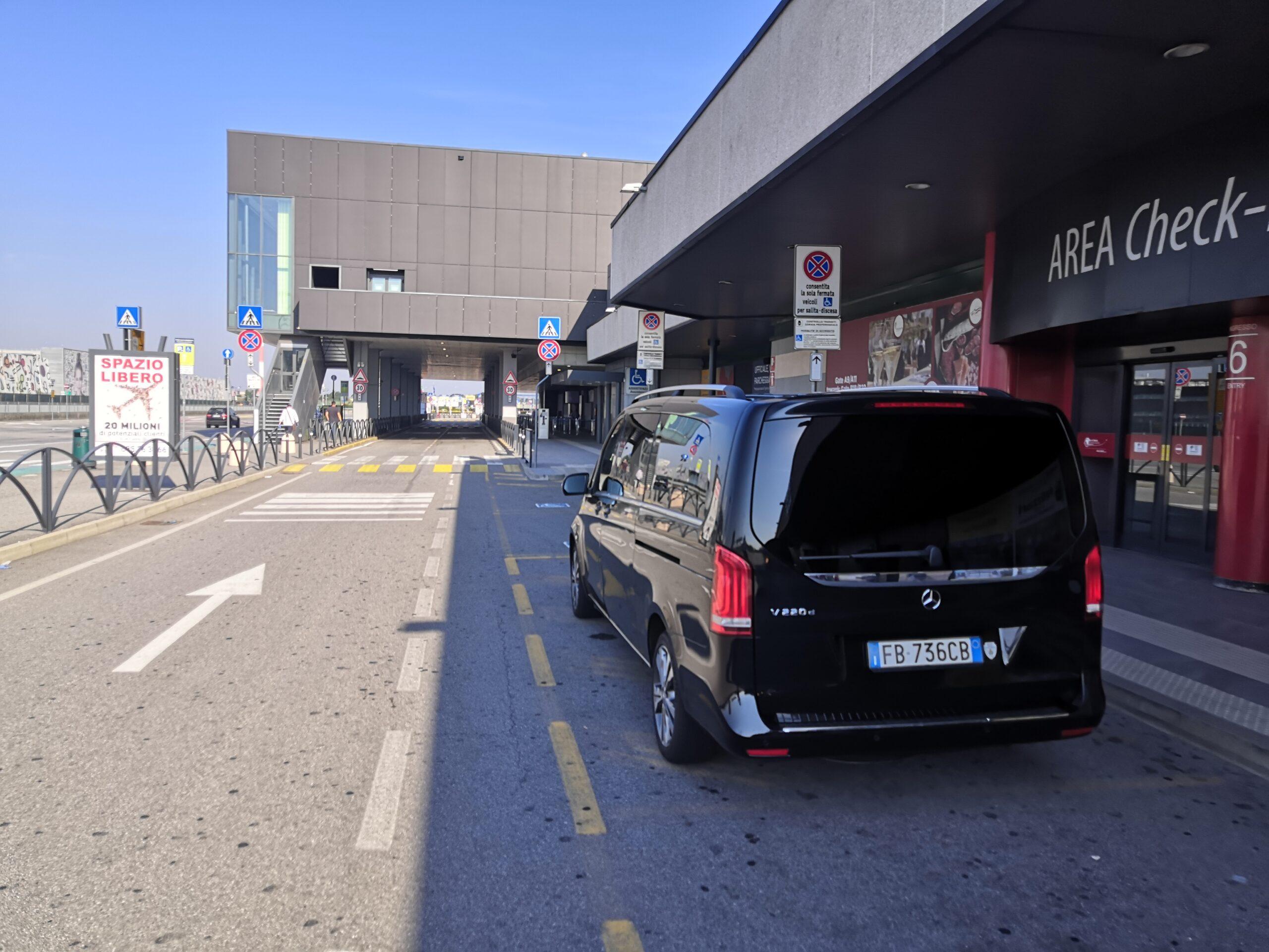 ncc aeroporto Bergamo