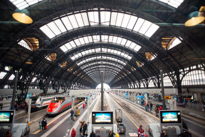 Ncc stazione Milano Bergamo
